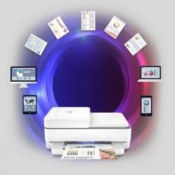 HP Envy 6420 multifunkciós nyomtató, A4-es színes, vezeték nélküli kétsávos, fax, ADF, automatikus duplex