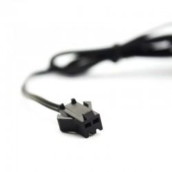 ProCart® El-Wire vezeték inverter, 0-40 méter 3 megvilágítási móddal, hálózati tápellátás