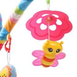 ProCart® Baba játszószőnyeg, oktató, interaktív játékok, többszínü