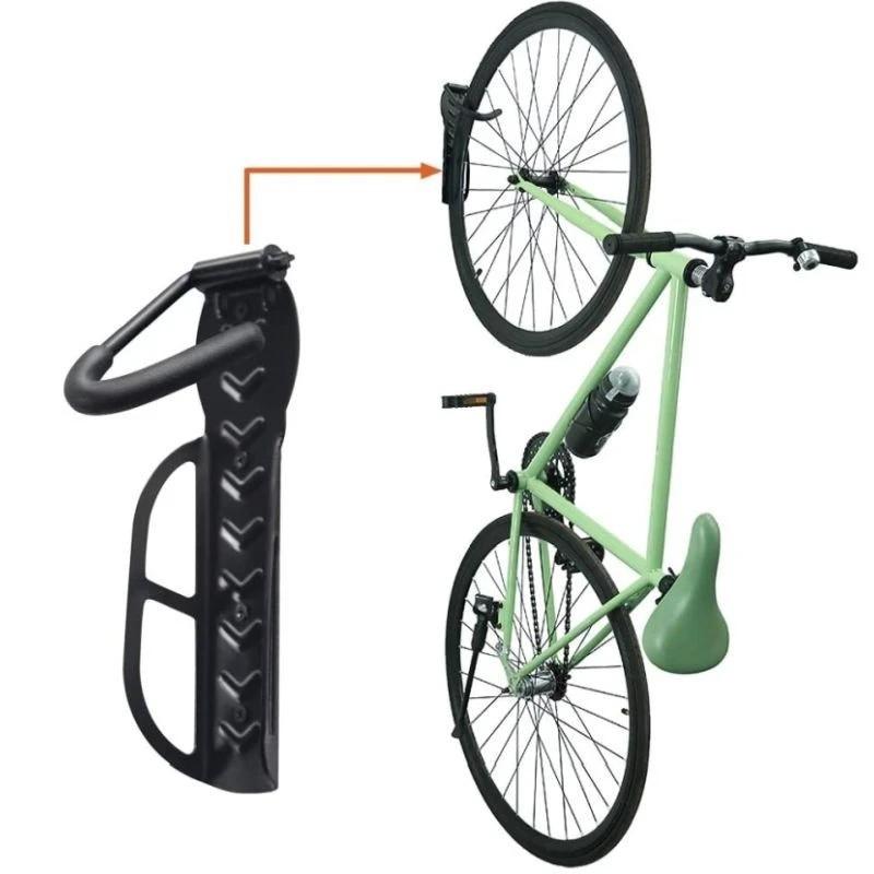 ProCart® Kerékpár tartó, falra szerelhető, univerzális, fém, horogra szerelés