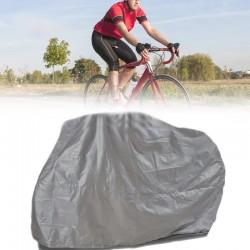 ProCart® Kerékpár / motorkerékpár védőhuzat, vízálló, 2,3x1,3 méter, szürke