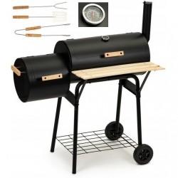 ProCart® Faszéngrill, BBQ...