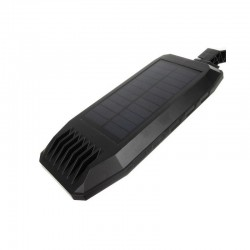MT Malatec napelemes utcai lámpa, 180 LED, 3 üzemmód, távirányító