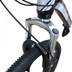 PHOENIX  Tornado MTB kerékpár, 26 hüvelykes, 21 sebességes Shimano váltó, tárcsafékek, acélváz
