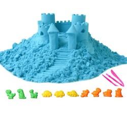 ProCart® Kinetikus homok 500 g, ökológiai, nyújtható, 10 formát tartalmaz