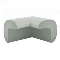 ProCart® Bútor sarokvédő készlet, hab, 10 db, 5,5x3,5x1,2 cm