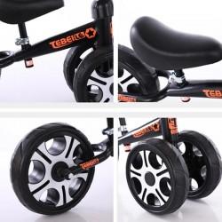 ProCart® pedál nélküli bicikli gyerekeknek, állítható ülés és kormány, 12 hüvelykes EVA habkerekek