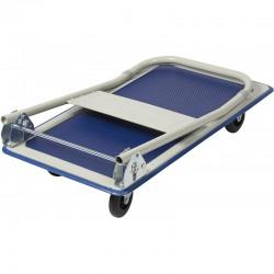 ProCart® Összecsukható Szállító kocsi, 2 forgó kerék, csúszásgátló, maximum 150 kg