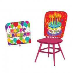 Funny Fashion party szék...