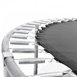 ProCart® gyermek trambulin, 244 cm átmérőjű, oldalsó védőháló, hozzáférési létra