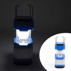 Felinar extensibil cu LED pentru excursii