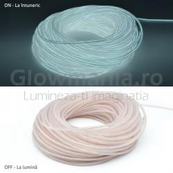 El Wire világító neon vezeték és inverter készlet, 3,2 mm