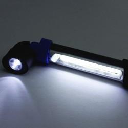 Lampa de lucru pliabila, LED, 120 lm, cauciuc plastic