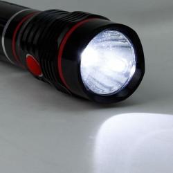 Lanterna LED glisanta, plastic, pentru atelier