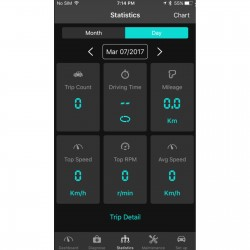 Interfata diagnoza auto OBD, bluetooth, android, iOS, 16 pini QUICKLYNKS
