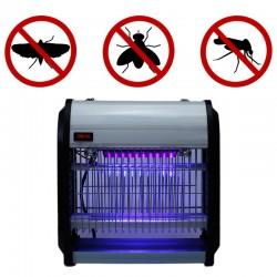 Aparat anti insecte LED UVA, 1.2W, 40 mp, de interior, Sanico