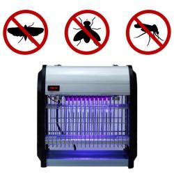 Lampa UV impotriva insectelor, putere 12 W, 40 mp, 28x26 cm, Sanico