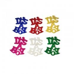 Confetti It's a boy It's a girl, multicolore, punga 20 g