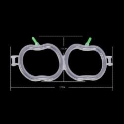 Accesorii ochelari Apple, material ABS rezistent, 17X13X7.5 cm
