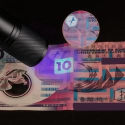 ProCart® UV zseblámpa, 9 LED, 365 nm, kis zsebméret