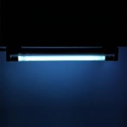 Lampa UV bactericida pentru sterilizare, 15W, 220V, intrerupator, fixare perete