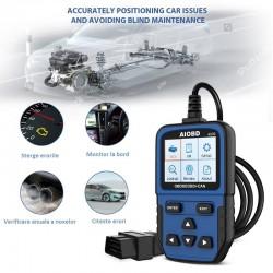 Diagnoza auto profesionala, verificare functionare emisie, OBDII, EOBD, CAN