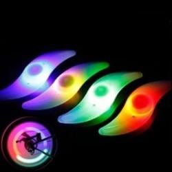 Lumina LED multicolora pentru spita bicicleta,3 moduri iluminare