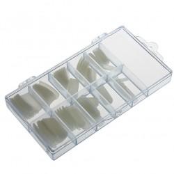 Kit unghii cu gel, manichiura/pedichiura, lampa UV, 36W, set 14 piese
