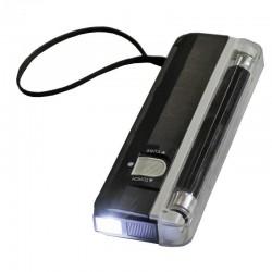 Tester UV bancnote si documente, portabil, 4W, 4 baterii x 1,5V