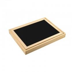 Tablita magnetica 2 fete, 108 piese puzzle magnetice, marker, creta, burete
