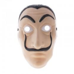 Masca cu mustata Salvador Dali, 25x17x8 cm, carnaval, adulti
