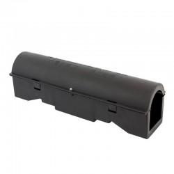 Capcana tip tunel pentru rozatoare, interior/exterior, lungime 33.2 cm