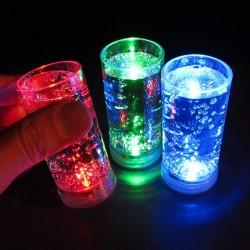 LED-es Pohár, 60 ml, magassága 7,5 cm