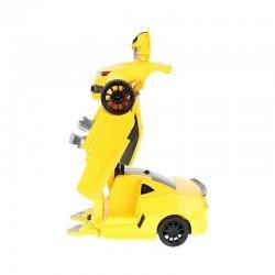 MT MALATEC Transformers Robot autó távirányítóval, dalok, fények, automatikus átalakítás