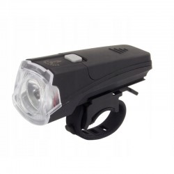 Esperanza LED kerékpár lámpa, 180 lm, 3 világítási mód, kormányrögzítő