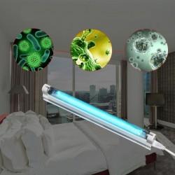 ProCart® UV-C ózon baktériumölő lámpa, 8W, 8 nm felületre sterilizál, falra szerelhető