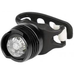 Esperanza EOT016 ACRUX LED fekete-piros kerékpár világítás