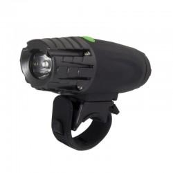ESPERANZA Kerékpár első lámpa, LED 180 lm, 3 világítási mód, bilincs