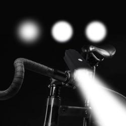 Esperanza Kerékpár LED lámpa, 180 lm, heveder, vízálló, 3 világítási mód