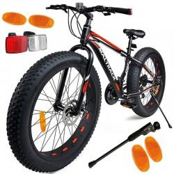 MalTrack Fat Bike Kerékpár,...