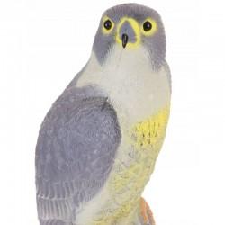 ProCart® sólyom madárijesztő, madarak és rágcsálók számára, 42x18 cm, vízálló