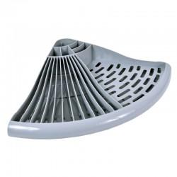 ProCart® szárító evőeszköztartó, levehető talpa, 49,5x35 cm