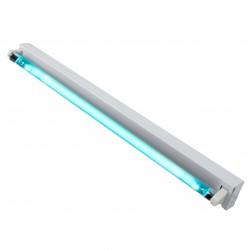ProCart® UV-C baktériumölő lámpa, Philips cső, 18 W teljesítmény, sterilizálásra, fal rögzítésére