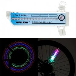 Kerékpár küllőfény 32 LED,...