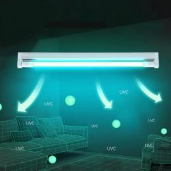 ProCart®, UV-C baktériumölő lámpa sterilizálásra, kristály kvarc üvegcsővel, 30 m² felület fertőtlenítéshez, 30W