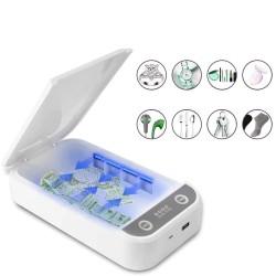 ProCart® UVC 3 az 1-ben sterilizáló, kis tárgyakhoz, okostelefon, aromaterápiás funkció, telefon töltő
