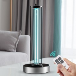 ProCart® UV-C baktériumölő lámpa, 38W, időzítő, távirányító, 38 m², hordozható