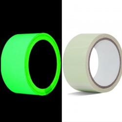 ProCart® öntapadós csúszásgátló szalag, zöld foszforeszkáló, szélessége 5 cm, hossza 10 m, fényes
