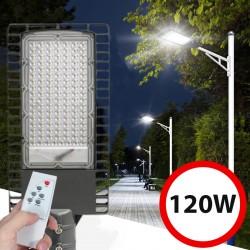 LVT Napelemes utcai lámpa,...