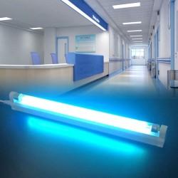 ProCart® UVC baktériumölő lámpa, 8W, Osram germicid cső, 8 nm felület, fertőtlenítés és sterilizálás, falrögzítés